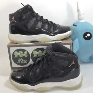 Nike Air Jordan 11 Retro '72-10' Sz 4Y